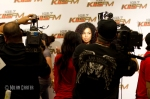 Jordin Sparks Getting interviewed