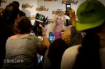Now Britney made the the carpet pure madness. A fight almost broke out real rap raw
