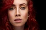 Model: Alexandra Make-up: Britt Garrison